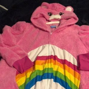 Other - Fluffy & soft care bear onsie